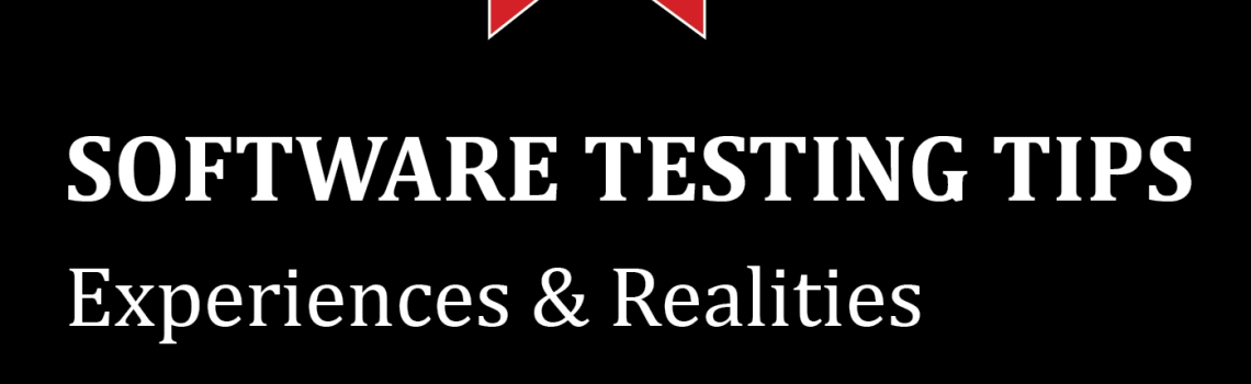Software Testing Tips Promosyonda!