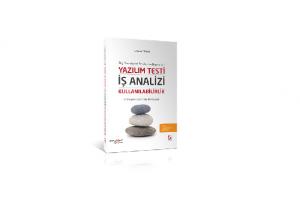 Yazılım Testi, İş Analizi, Kullanılabilirlik Kitabımız Yayınlandı!