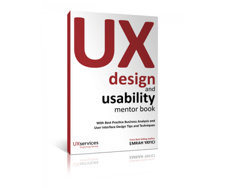 Best Selling UX Design & Usability Books