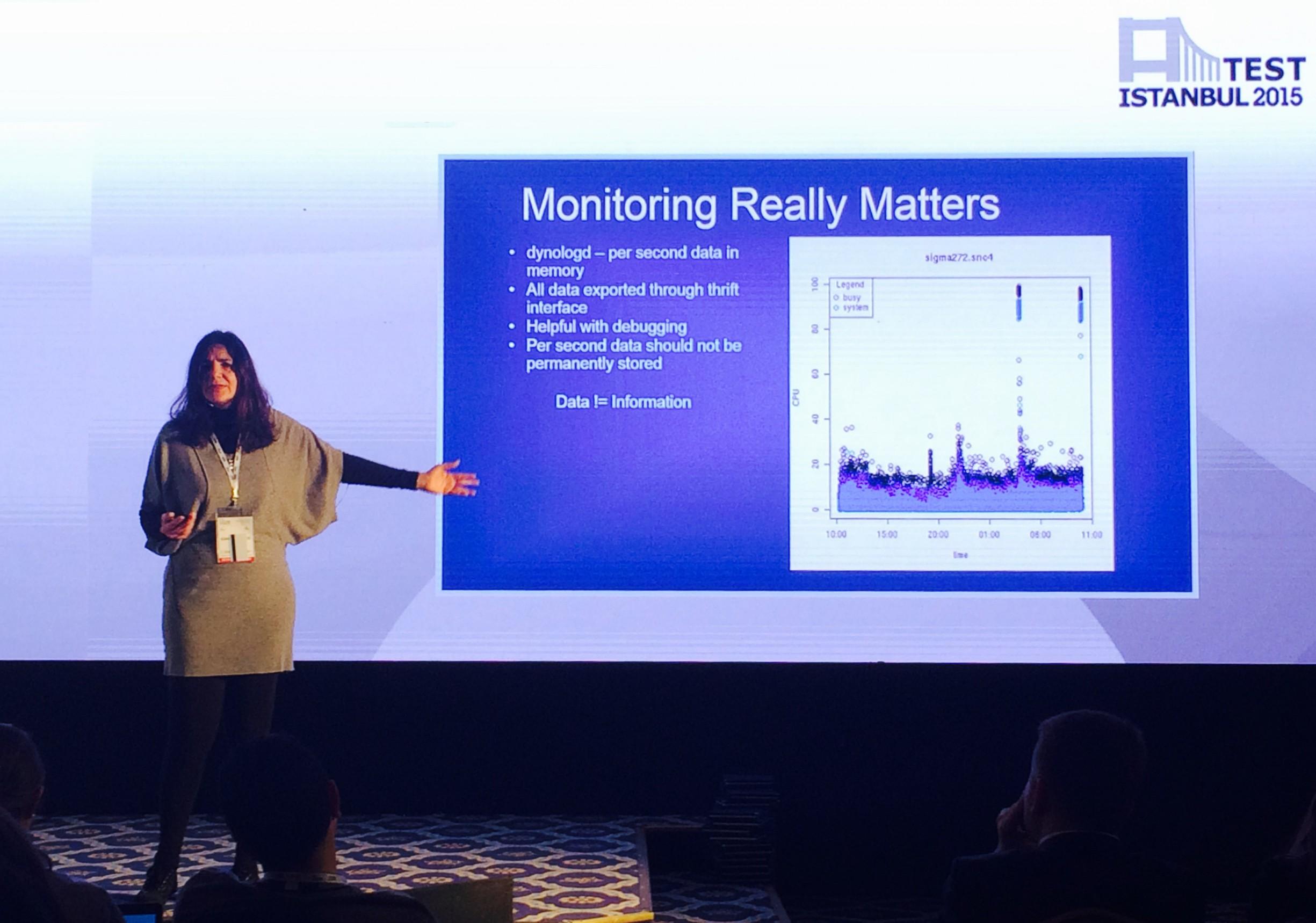 Facebook'dan Goranka Bjedov TestIstanbul Konferansı Sonrasında Keytorc'un Misafiri Olarak JMeter ile Performans Testi Eğitimini Verdi!