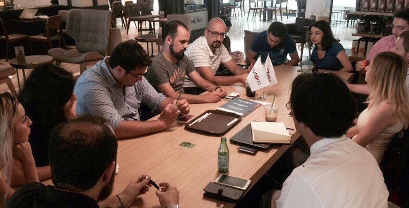 TestTalks-Cafe Meetup 4: Astoria'da Gerçekleşti