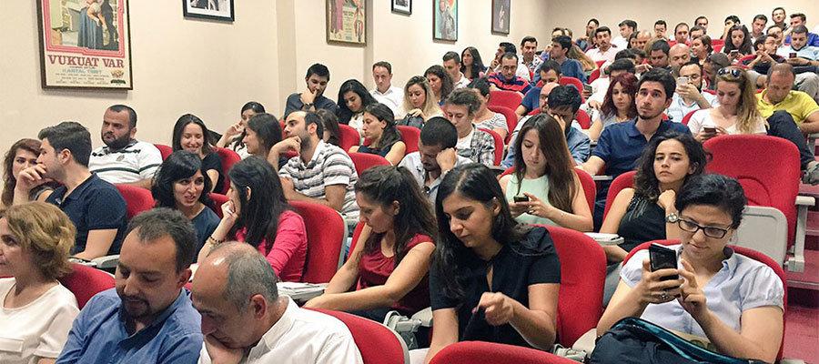 Keytorc TestTalks#5 Bahçeşehir Üniversitesi'nde Gerçekleşti!