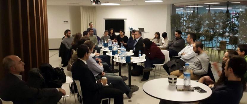 Keytorc TestTalks: Cafe Meetup, BKM'nin Ev Sahipliğinde Gerçekleşti