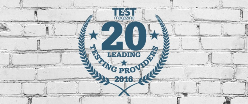 Keytorc, Dünyanın En İyi 20 Test Şirketi Arasında!
