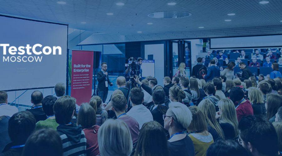 TestCon Moscow'a Konuşmacı Olarak Katıldık