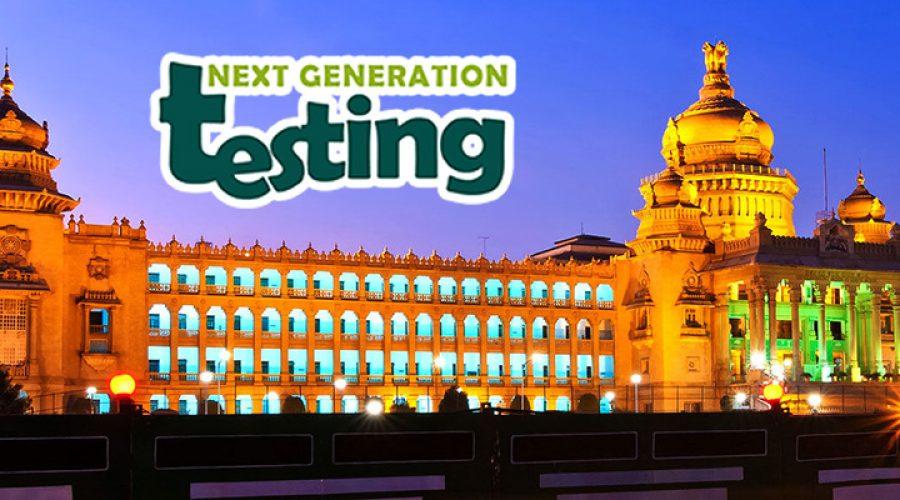 World Conference Next Generation Testing 2017'ye Davetliyiz