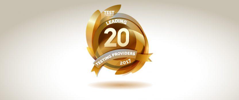 Keytorc, İki Yıldır Dünyanın En İyi 20 Test Şirketi Arasında