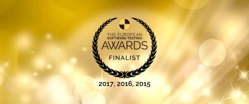 Keytorc, Yazılım Testi Oscar'larında Üst Üste Üçüncü Kez Finalde