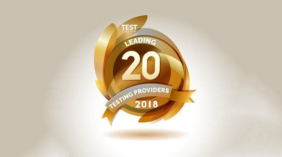 Keytorc, Üç Yıldır Dünyanın En İyi 20 Test Şirketi Arasında